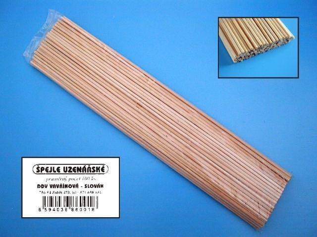 špejle uzenář.balené d3x30cm (100ks)