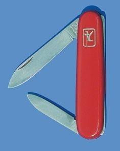 nůž 100-NH-2A kapes.zavír., NR/plast