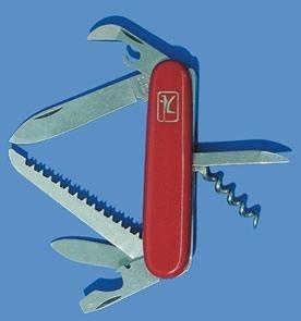 nůž 100-NH-7A kapes.zavír., NR/plast
