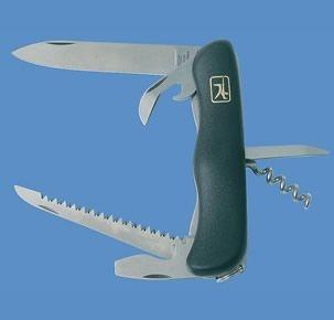 nůž 115-NH-6/AK kapes.zavír./pojist., NR/plast