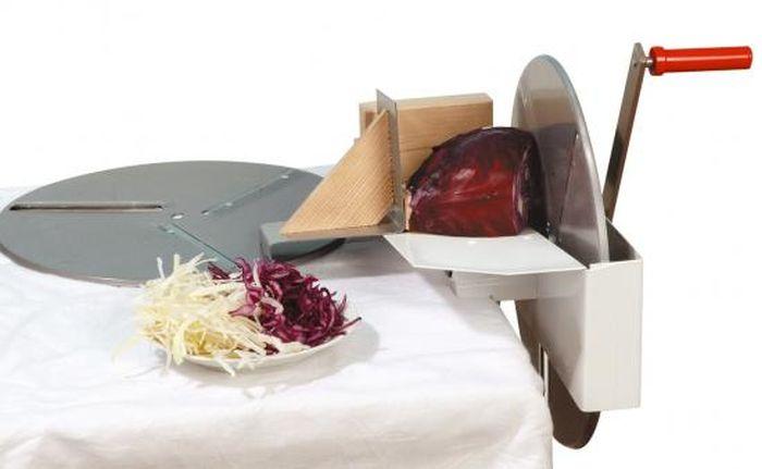 kruhadlo na zelí-strojek Jizeran 5nožů