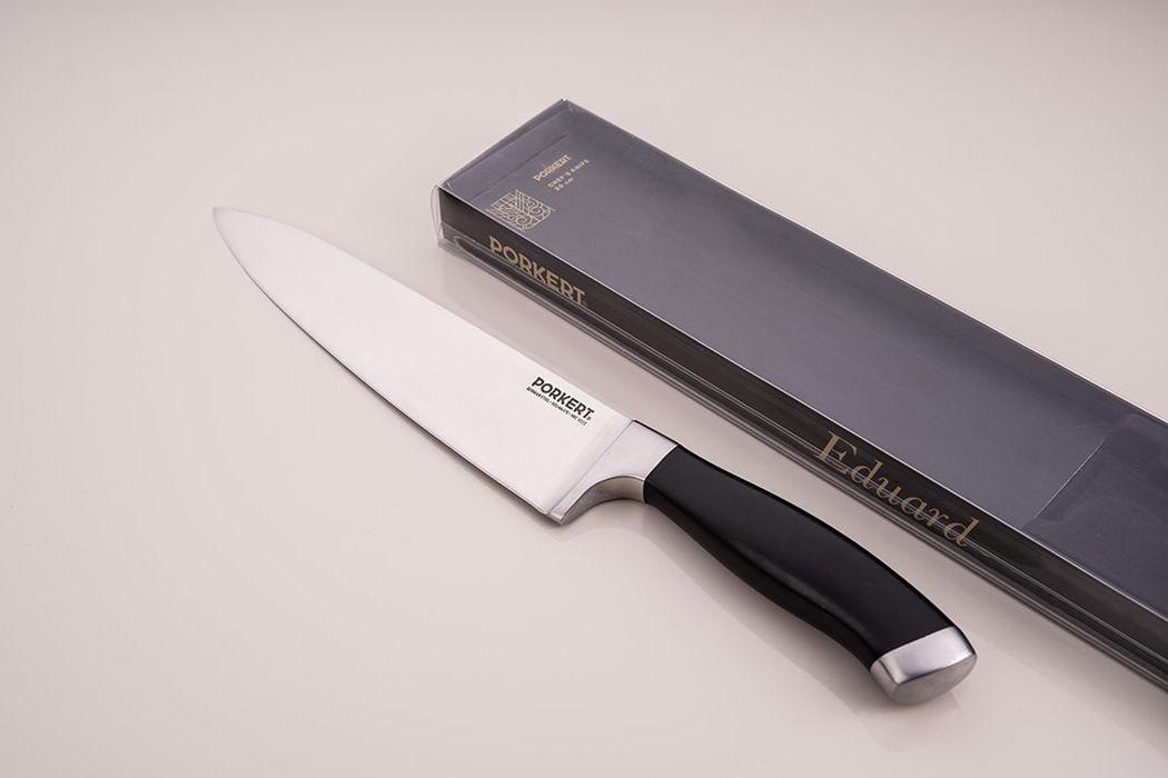 nůž 20cm, EDUARD-PORKERT, kuchařský