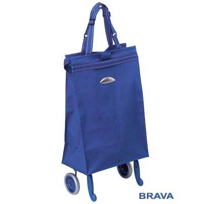 taška 38,0l s kolečky, BRAVA