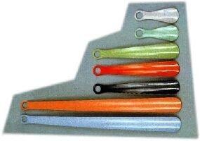 lžíce na obuv 30cm střední, kov