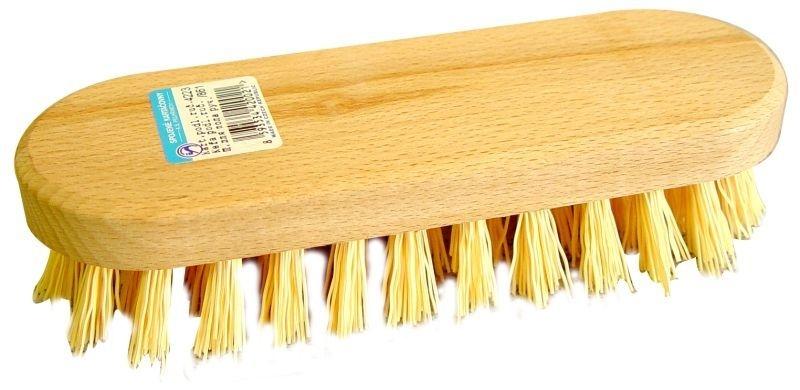 kartáč podlah.4223/861 ruční, dřevo