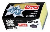 houba  1ks SILVER STAR 10x7x4,5cm,kuch.