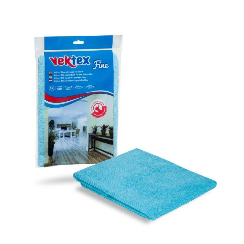 hadr 60x50cm mikrovl.,modrý,podlahový