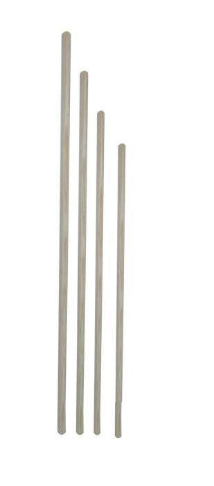 hůl 160cm dřevěná