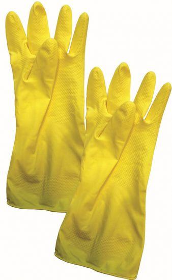 rukavice 1 pár, STANDARD vel. 8-M, latexové