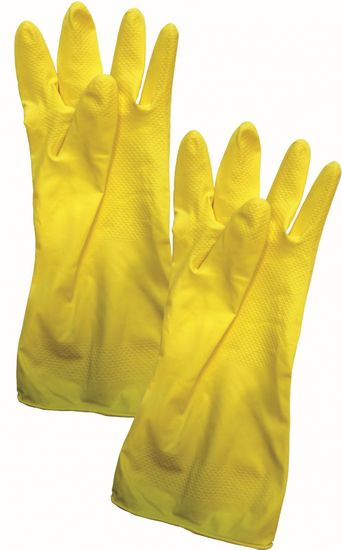rukavice 1 pár, STANDARD vel. 9-L, latexové