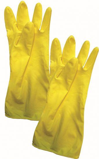 rukavice 1 pár, STANDARD vel.10-XL, latexové