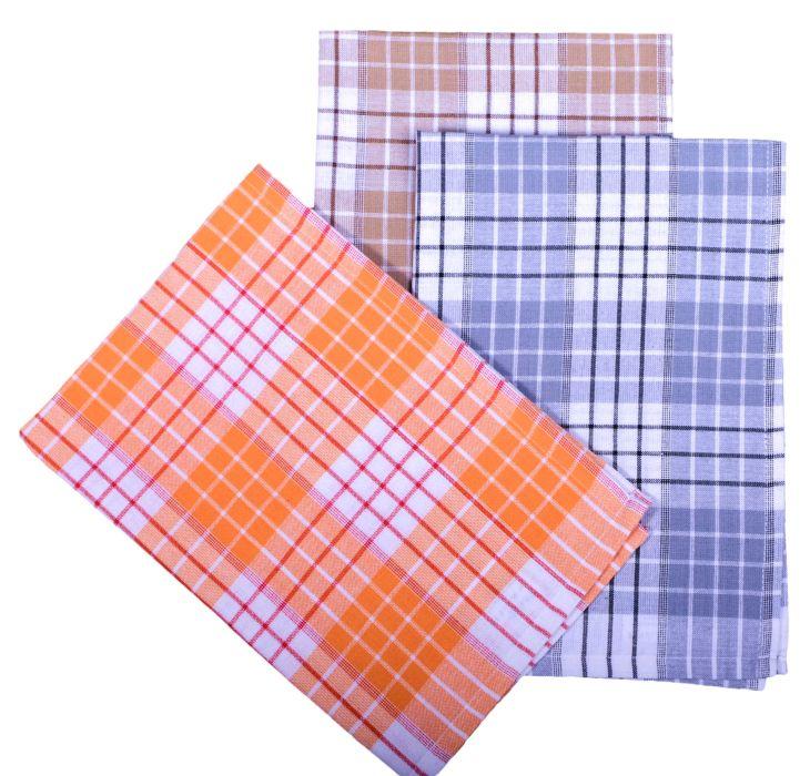 utěrka 3ks 70x45cm-7237-kuch., 100% bavlna