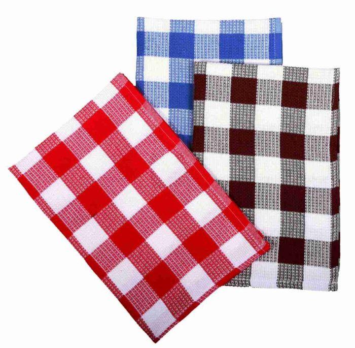 utěrka 3ks 70x45cm-7224-kuch., 100%bavlna