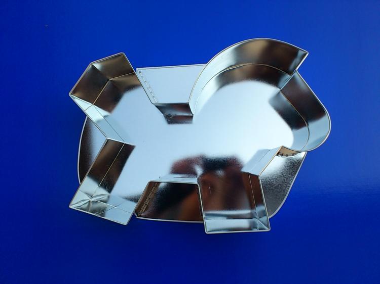 forma koník 310x230 mm