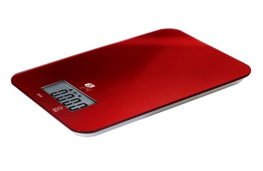 váha  5kg kuch.dig., BURGUNDY.L.14x21,5x1,5cm