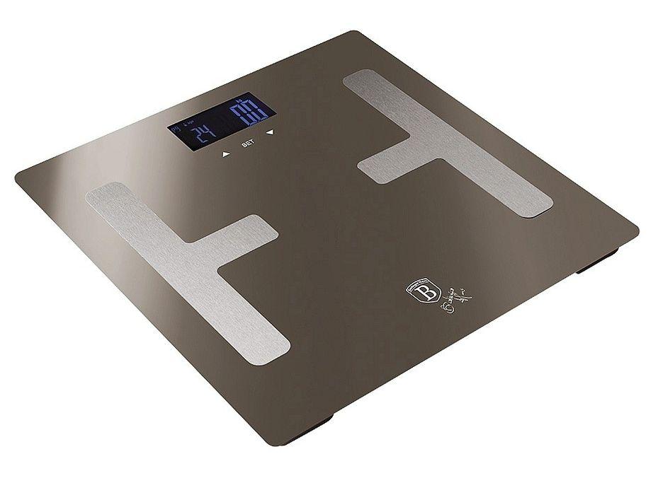 váha 150kg osob.dig. CARBON MET., těl.anylýza