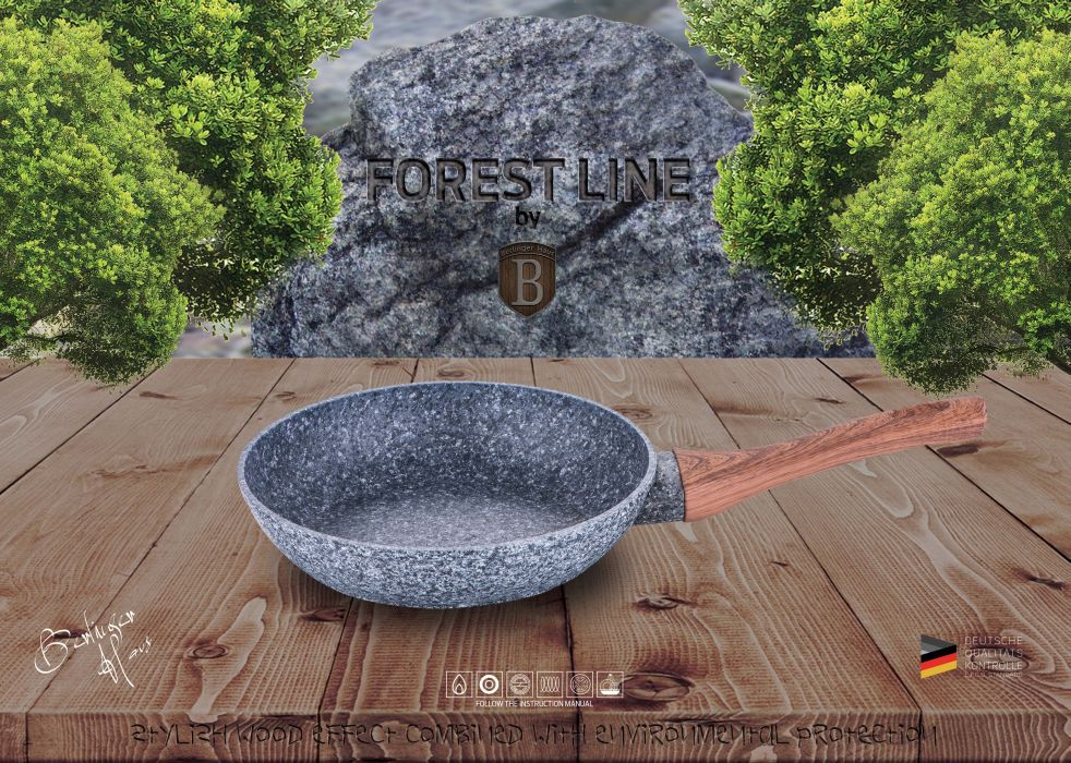 pánev d24x5,0cm FOREST LINE, mr.povrch