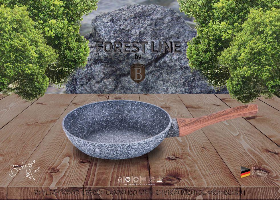 pánev d28x5,4cm FOREST LINE, mr.povrch