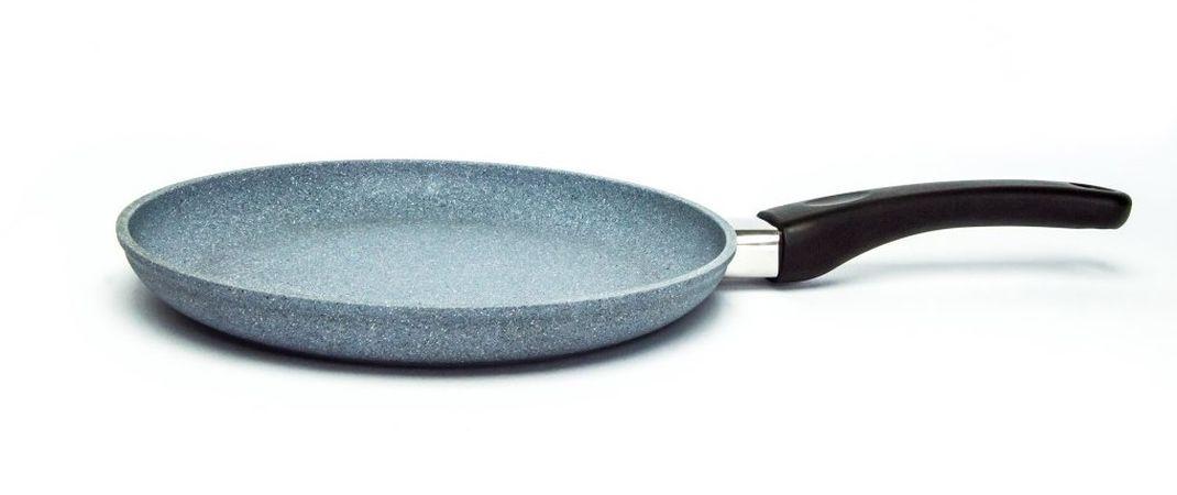 pánev d24cm, v.7cm (2,7l), vysoká,  gr.šedý, NEIND.
