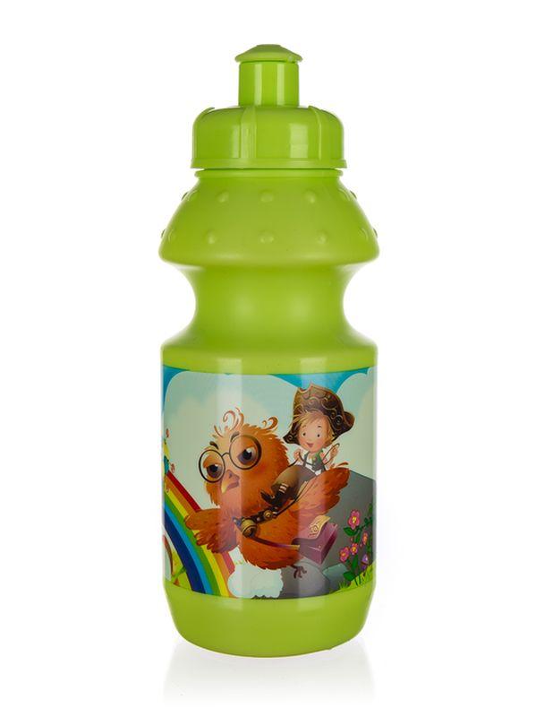 láhev 0,38l PLANE, sport., dětská, plast