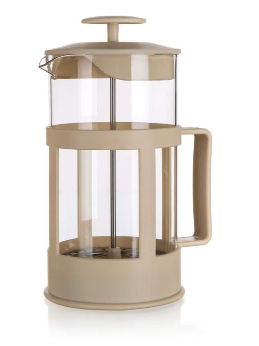 konvice 0,35l ALEGRIA, COFFEE MAKER, sklo+plast