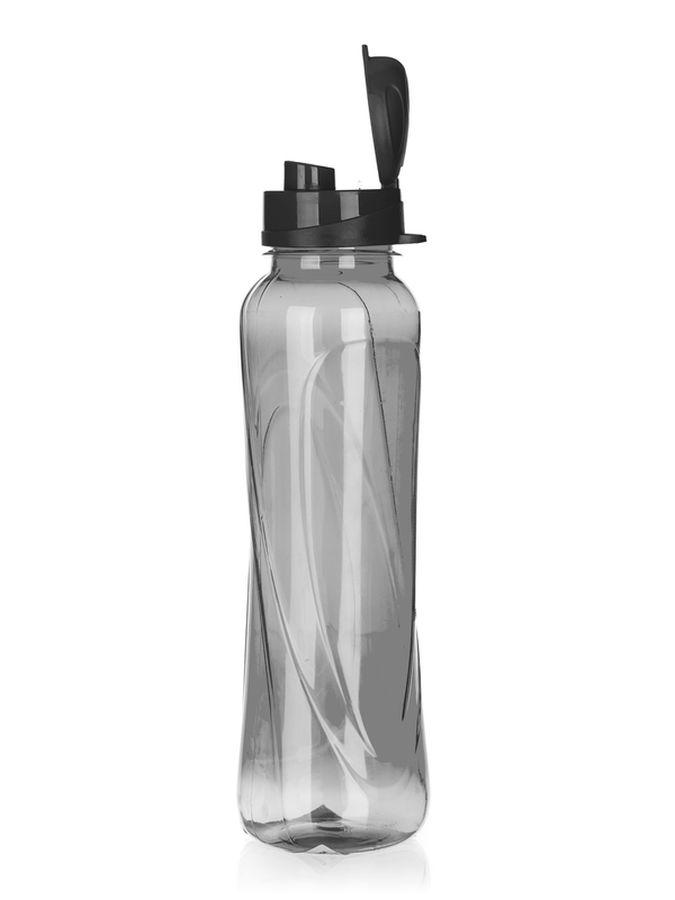 láhev 0,63l ALEGRIA, šedá, SPORT, plast