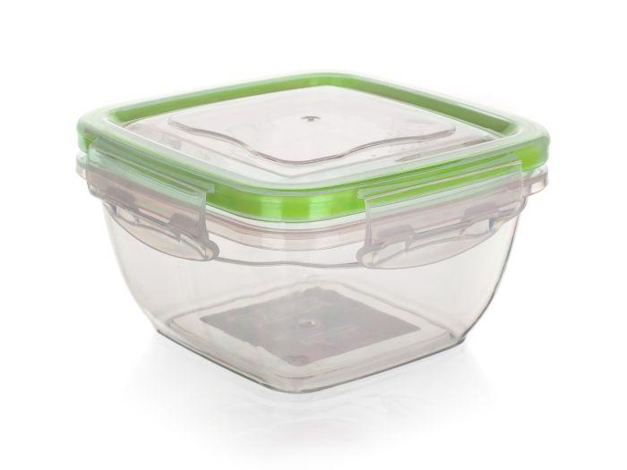 box  500ml MADEIRA,klick 120x120x 70mm,těs.silikon, plast