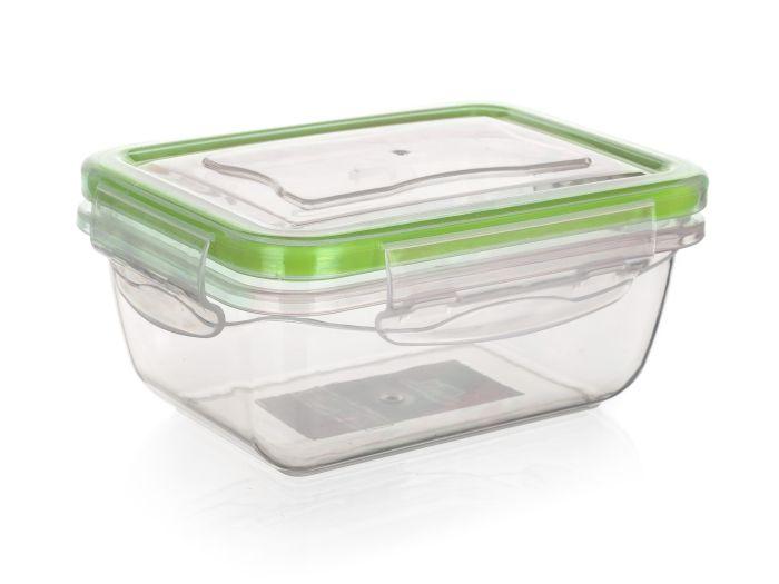 box  400ml MADEIRA,klick 130x 95x 60mm,těs.silikon, plast