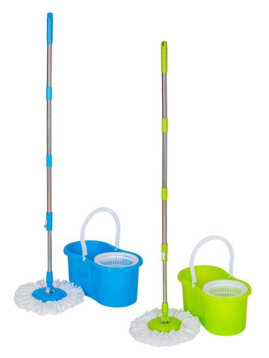 mop SPINNER 12l rotační, 2hlavice, plast