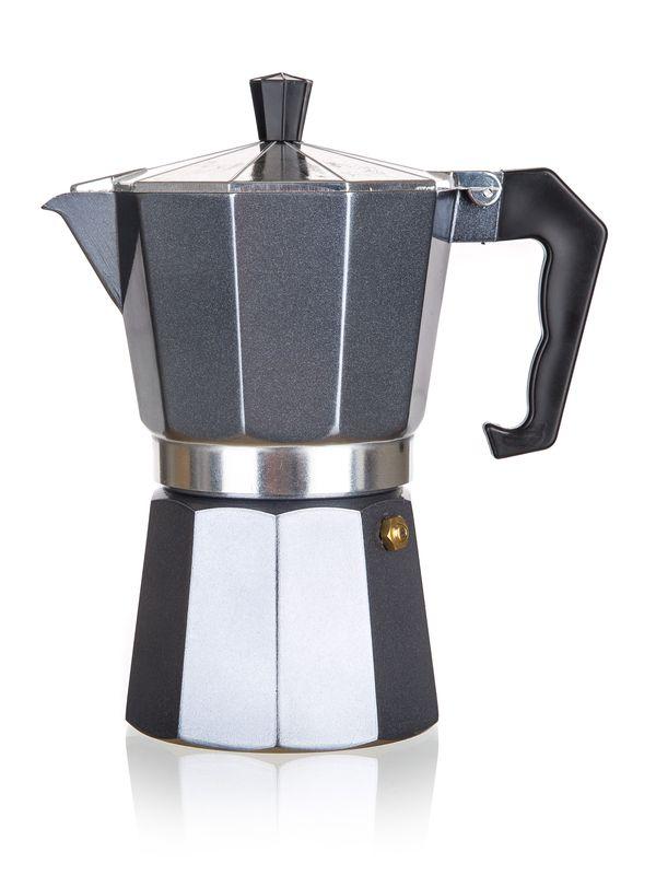 kávovar 6šálkový, ALEGRIA, sv.hliník