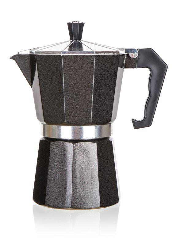 kávovar 6šálkový, ALEGRIA, tm.hliník 9/20