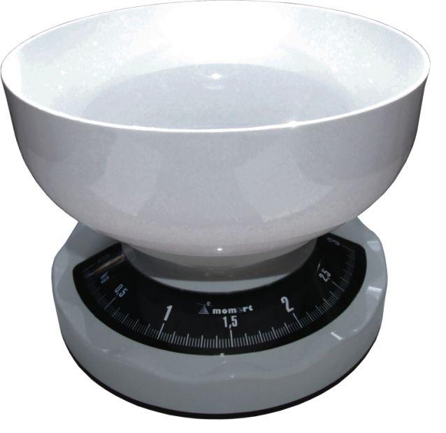 váha  3kg kuch.mech. 6130, vč.mísy