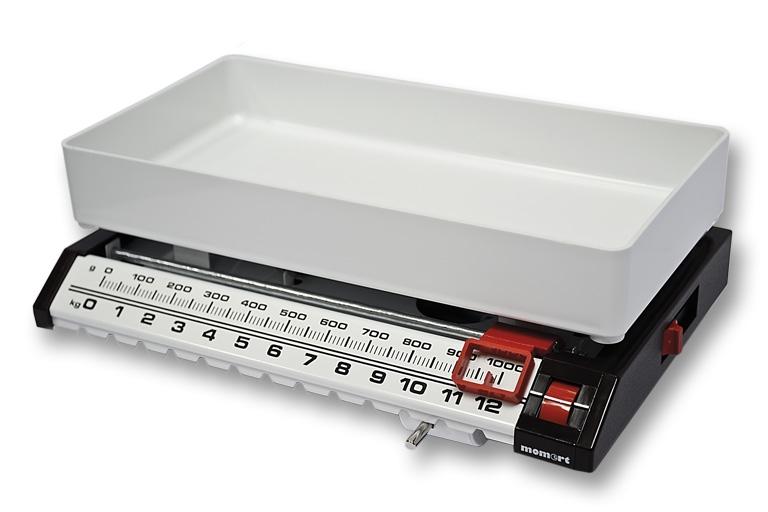 váha 13kg kuch.mech.7462, vč.misky