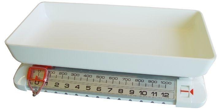 váha 13kg kuch.mech. SILVA Classic. mísa 3,1l