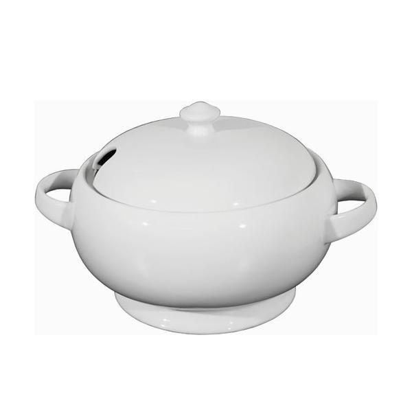 mísa 3,0l /2,5/polévková kónická, porcelán