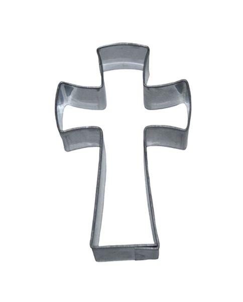 vykr.3461-Kříž., Halloween, 3,8x6x2cm
