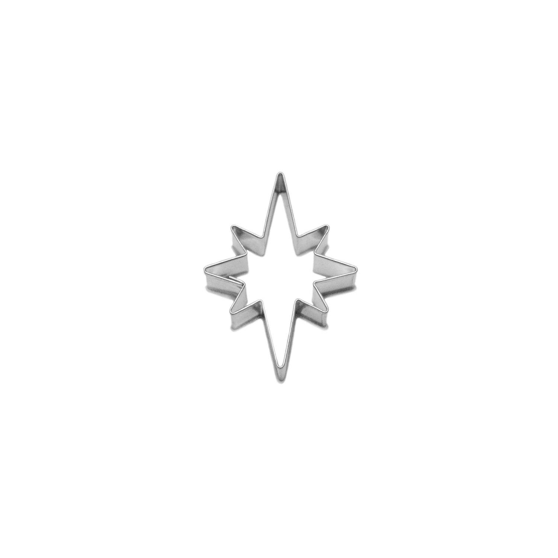 vykr.407-hvězda 8 cípů 5cm
