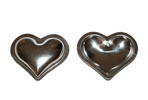 form. 632-Srdce-20ks sada, 6,5x6, v.1cm, pocín