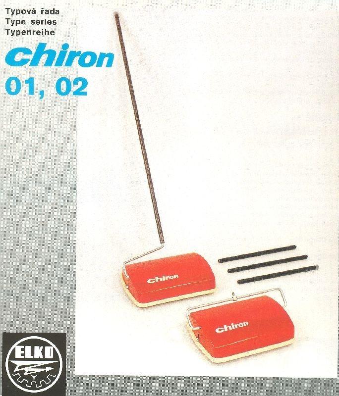 zametač CHIRON 01