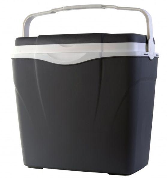 box 32l ANTARCTICA chladící, šedý, plast