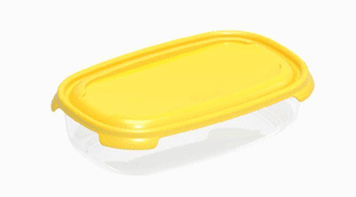 box  0,5l PRIMO, 16,5x11x 7,5cm, plast