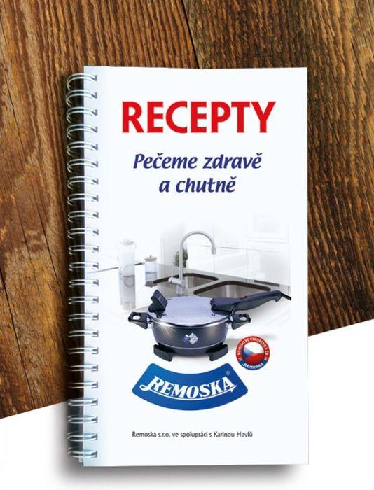 kuchařka Recepty pro Remosku K1
