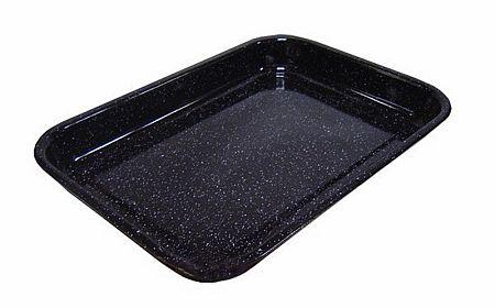 plech smalt 36,5x29,5x5cm na pečení