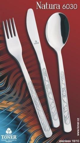 nůž 6030 NATURA jídelní, NR