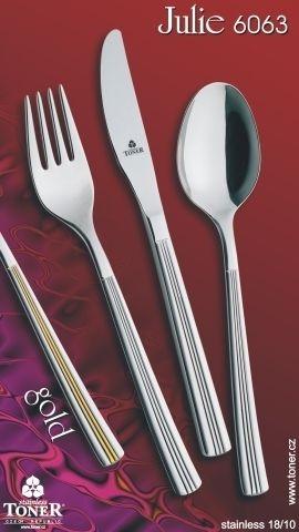 nůž 6063 JULIE jídelní, NR