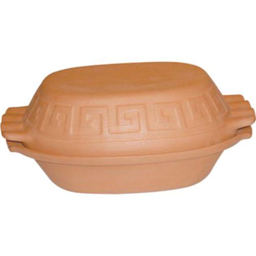 hrnec 4l římský neglazovaná keramika