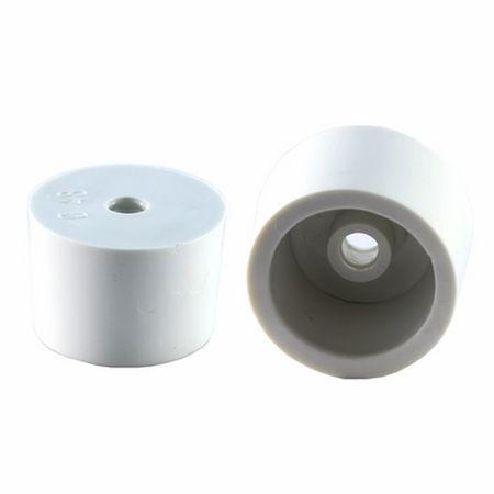 zátka kvas. d28mm (3l demižon), guma