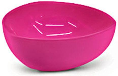miska 0,6l TRIANGL, MIX barev, plast