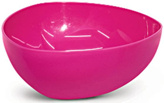 mísa 3,0l TRIANGL, MIX barev, plast