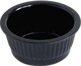 miska  30ml DIP, černý melamin